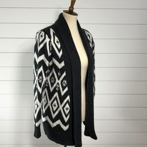 Old Navy Chunky  Tribal Sweater, XS